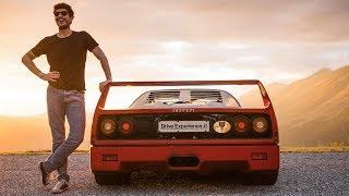 Ferrari F40 un momento indimenticabile