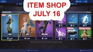 Fortnite Item Shop July 16, 2019 *NEW* #FortniteitemShop