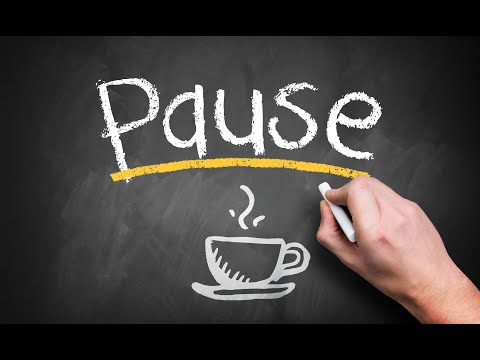 The Pause Is For A Good Reason (Day 32)  INTO THE DAY ~ Ep. 61