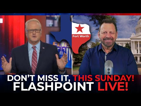 FlashPoint LIVE this Sunday, Don't Miss it! Fort Worth, TX