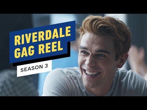 Riverdale Season 3 Gag Reel - Comic Con 2019 - UCKy1dAqELo0zrOtPkf0eTMw