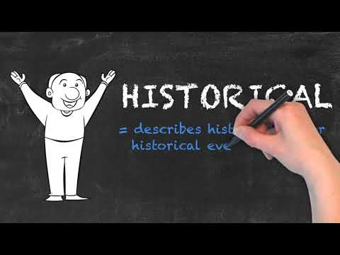 Historic vs Historical - English Grammar - Teaching Tips