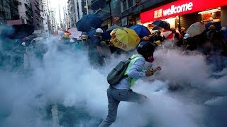 China responds to Hong Kong protests, reiterating support for Carrie Lam