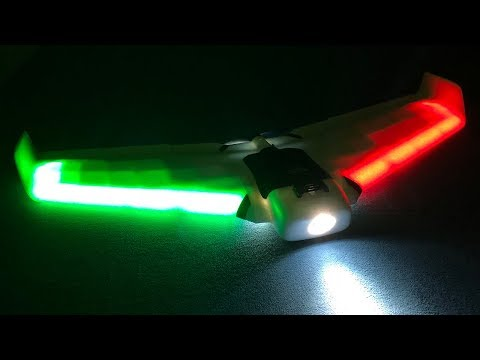 ZOHD Orbit Neon 900mm FPV Night Flying Wing Unboxing - UCJ5YzMVKEcFBUk1llIAqK3A