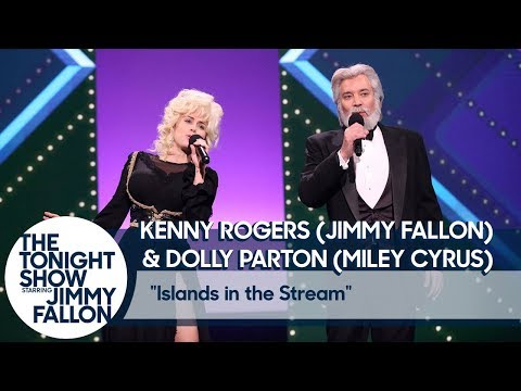 Islands in the Stream (Kenny Rogers & Dolly Parton Cover) [Feat. Miley Cyrus]