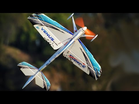 Tech One 3D EPO Venus Plane OverView Installation - UCJZL9VSp8g5rRQXeumrEOEg