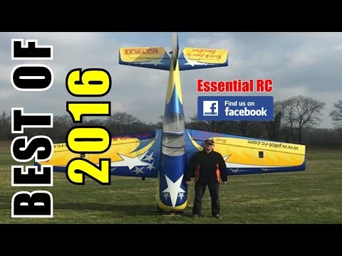 ① BEST OF ESSENTIAL RC 2016   LARGE SCALE AND FAST RC ACTION - UChL7uuTTz_qcgDmeVg-dxiQ