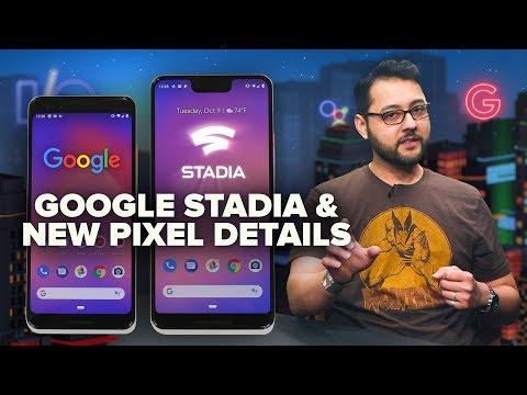 Google's streaming service for games gets official, Pixel 4 info (Alphabet City) - UCOmcA3f_RrH6b9NmcNa4tdg