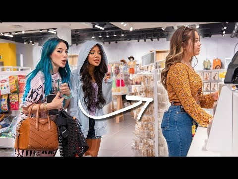 Following People in Stores and Buying what they Buy Challenge - UCuVHOs0H5hvAHGr8O4yIBNQ