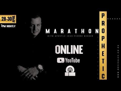 Prophetic Marathon Night 3