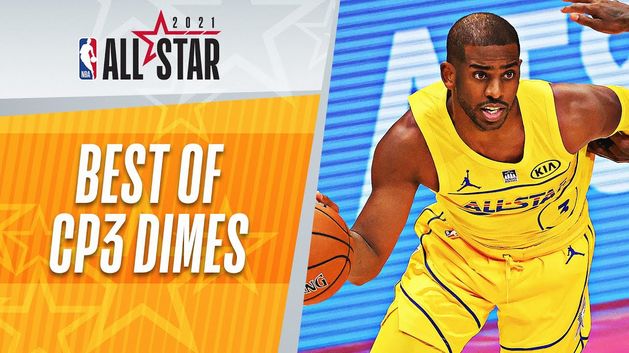 👀 Chris Paul Drop 16 DIMES To Move Past Magic Johnson For MOST ASSISTS in #NBAAllStar Game History!