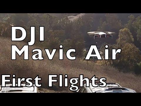 Mavic Air Maiden Flights- Not a paid free unit! - UCTa02ZJeR5PwNZK5Ls3EQGQ
