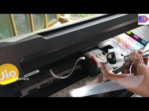 Epson L360 L380 print problem solution manually in Hindi