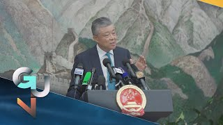Chinese Ambassador: FOREIGN HANDS Behind Hong Kong Protests! Unrest May be Quelled by Beijing