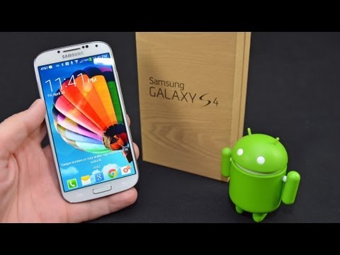 Samsung Galaxy S4: Unboxing & Review - UCmY3dSr-0TOkJqy0btd2AJg
