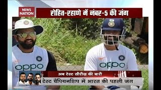 India vs West Indies 1st Test: Will Rohit Sharma play against WI?