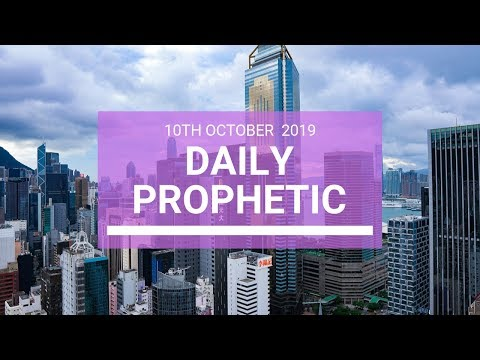 Daily Prophetic 10 October Word 4
