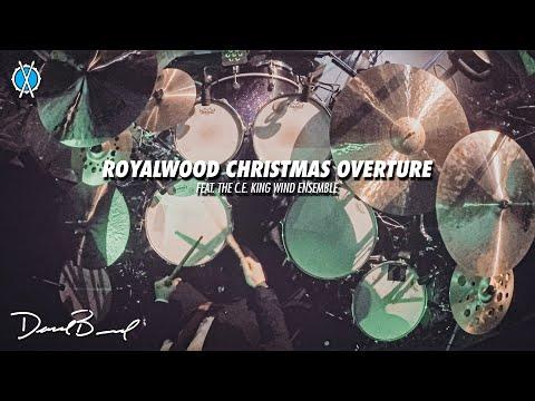 Royalwood Christmas Overture Feat  the C E  King Wind Ensemble // Daniel Bernard