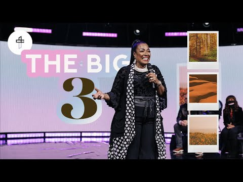 Something New // The Big 3 // The Power Behind Fasting // Brenda Todd