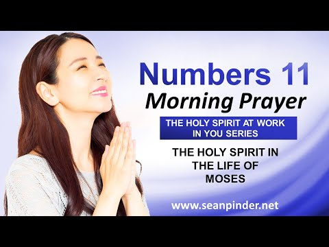 The HOLY SPIRIT in the Life of MOSES - Morning Prayer