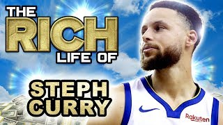 Steph Curry | The  Rich Life | Mansions, Cars, Net Worth, Forbes 2019
