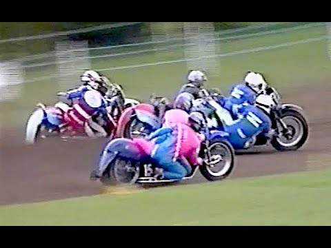 1999 SCINTILLATOR 600 GRASSTRACK - dirt track racing video image