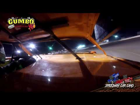#T13 Christian Chamblee - Outlaw - Gumbo Nationals 10-2-20 Greenville Speedway - dirt track racing video image