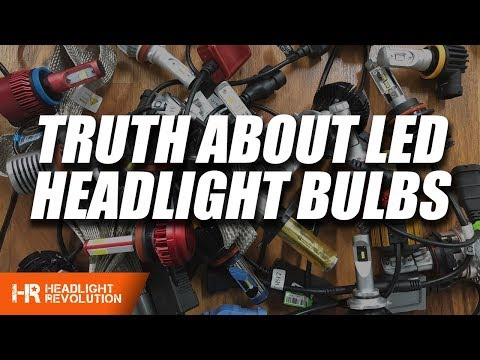The TRUTH about LED Headlight Bulbs! WATCH BEFORE BUYING ANYTHING - UCv0mG3NopUNFWYDsf_t9fqQ