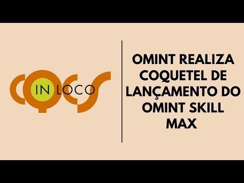 Imagem post: Omint realiza coquetel de lançamento do Omint Skill Max