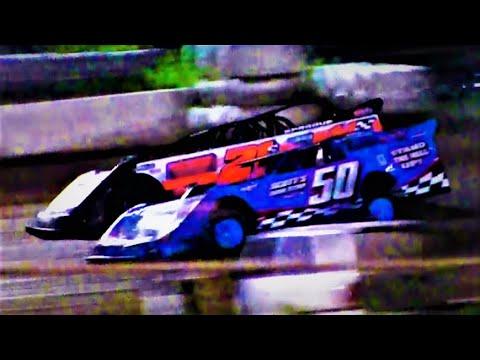 9-11-21 Late Model Feature Thunderbird Raceway - dirt track racing video image