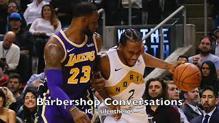 ETHER!What If Errol Spence came out w/ Lebron James & Kawhi Leonard vs Shawn Porter!