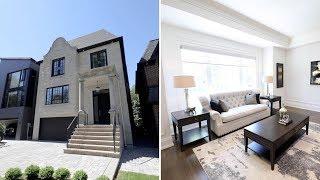 Luxury home in high-end Toronto neighbourhood sells just under asking