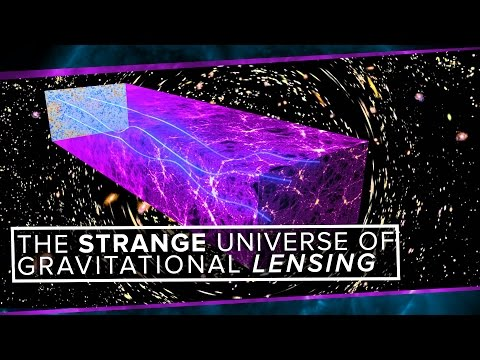The Strange Universe of Gravitational Lensing   Space Time   PBS Digital Studios - UC7_gcs09iThXybpVgjHZ_7g