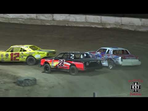 Highlights from El Paso County Raceway 8-27-2021 (Friday night) - dirt track racing video image