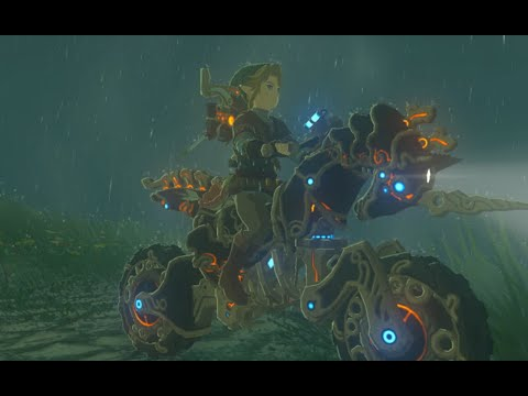 Zelda: The Champions' Ballad - Riding Your Motorcycle Across The Map - UCKy1dAqELo0zrOtPkf0eTMw