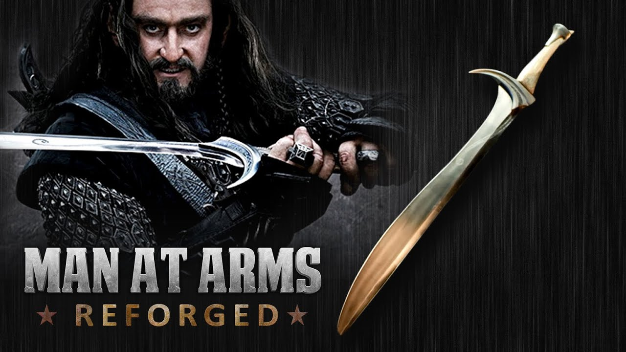 Orcrist (The Hobbit) – MAN AT ARMS: REFORGED | RcReviews lt