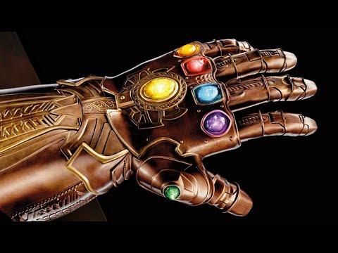 This Life-Size Infinity Gauntlet Replica Makes Hulk Hands Look Puny - UCKy1dAqELo0zrOtPkf0eTMw