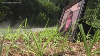 Roadside memorial vandalized in Hiram
