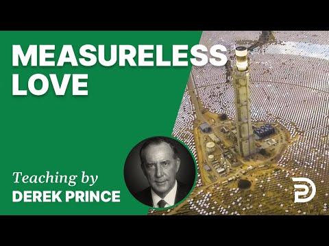 Measureless Love 11/6