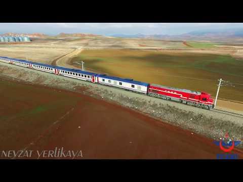 TCDD  Tren videosu Çekimlerimden.