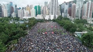 America Is Running Clandestine Operations In Hong Kong | 1.7 Million Protest
