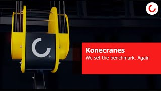 Konecranes Industrial Cranes - We Set The Benchmark