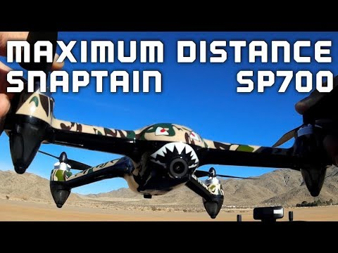 Snaptain SP700 Maximum Distance Run - UC9l2p3EeqAQxO0e-NaZPCpA