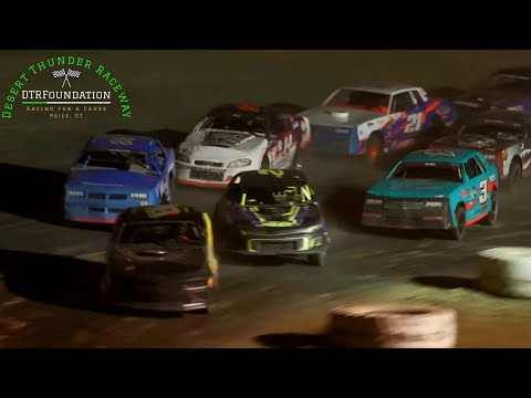 Desert Thunder Raceway IMCA Stock Car Main Event 9/25/20 - dirt track racing video image