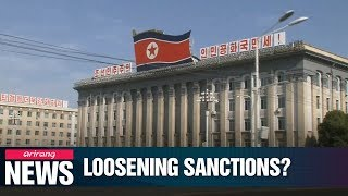 U.S. may loosen sanctions on N. Korea if certain conditions are met: Sources