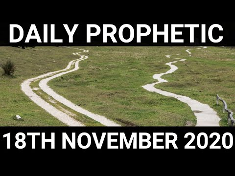 Daily Prophetic 18 November 2020 7 of 12
