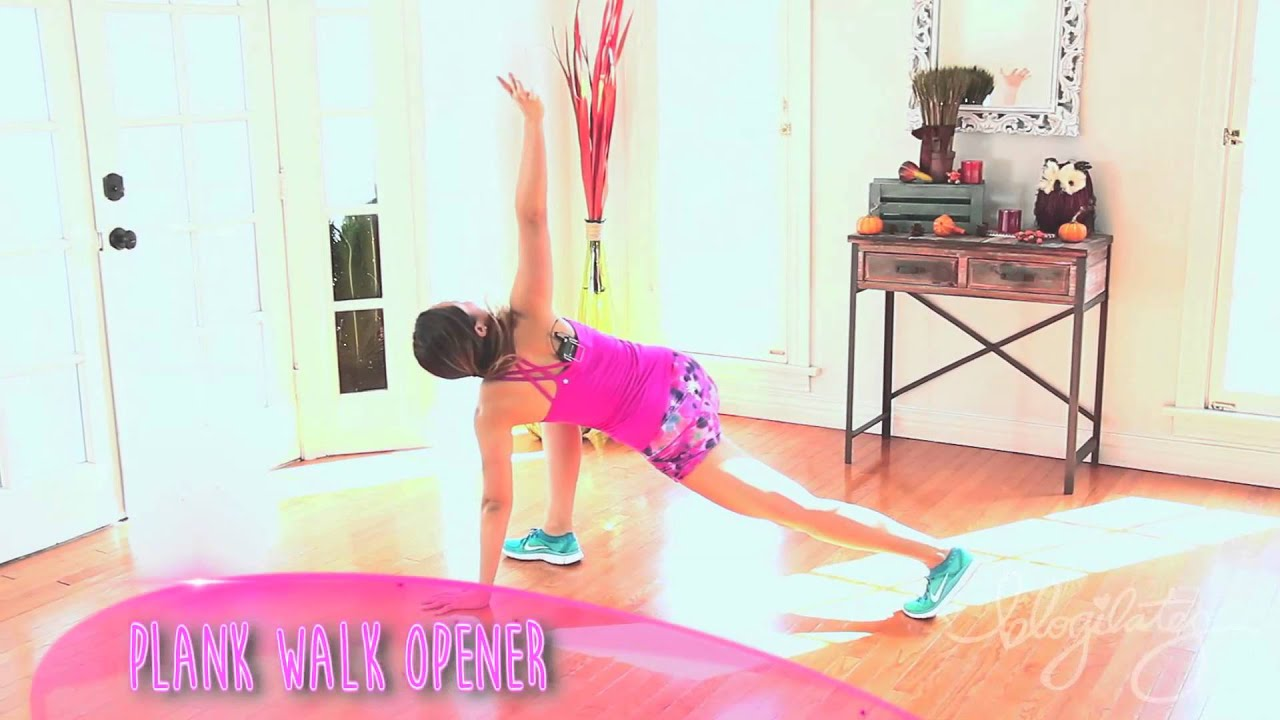 Pumped Up Cardio Warmup! (Easy, fun, at home workout)