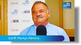 Election 2016: Garff: Martyn Perkins