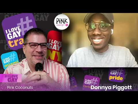 Donnya Piggott: Pink Coconuts
