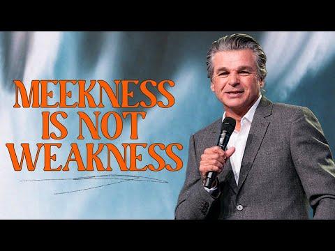 Meekness Is Not Weakness  Pastor Jentezen Franklin
